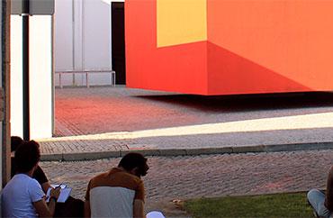 Magic Box - Mestrado Integrado em Arquitetura e Urbanismo